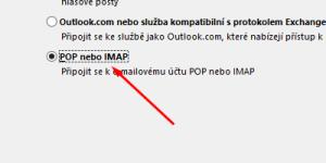 POP IMAP